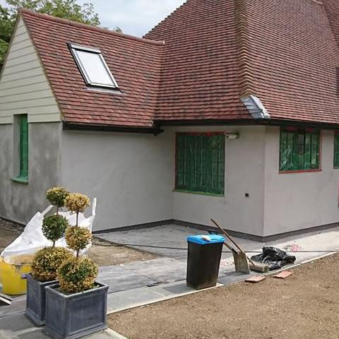 Rendering Medway Kent External Wall Insulation Medway Kent