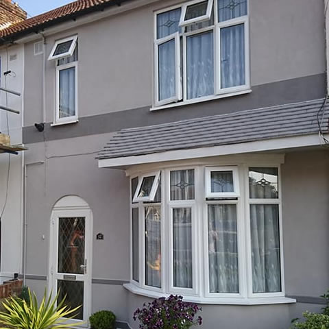 Rendering Plastering External Wall Insulation Medway Kent
