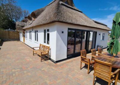 Thatched Cottage Render